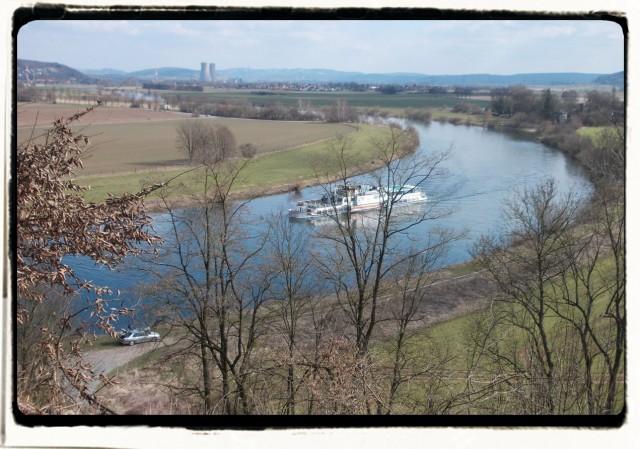 Weser bei Ohr